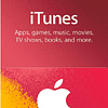 iTunes Gift Card USD $100