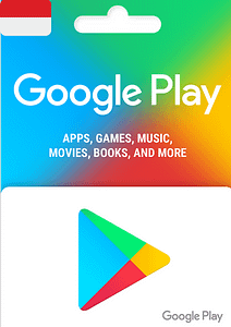 Google Play IDR