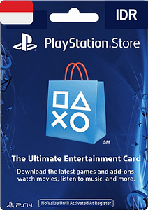 PlayStation Network Card IDR